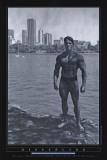 鋼鉄の男 ''Pumping Iron''(1986年) 高品質プリント