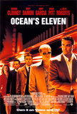 Ocean&#39;s Eleven Posters