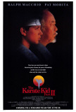 The Karate Kid: Part 2 Poster