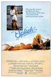 Žbluňk! / Splash, 1994 (filmový plakát vangličtině) Plakáty