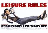 Wolny dzień Ferrisa Buellera Poster