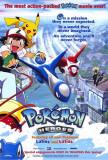 Pokemon Heroes Posters