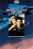 Top Gun, 1986 (filmový plakát vangličtině) Obrazy