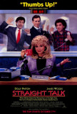 Straight Talk Poster