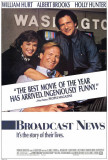 Broadcast News Posters