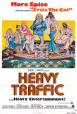 Heavy Traffic Posters