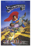 Superman 3 Posters