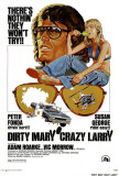 Dirty Mary Crazy Larry Affiche