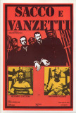 Sacco & Vanzetti - French Style Posters