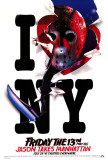 Friday the 13th Part 8 Jason Takes Manhattan Pósters