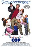 Kindergarten Cop Posters