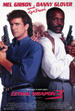 Lethal Weapon 3 Posters