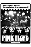 Pink Floyd: Live at Pompeii Poster