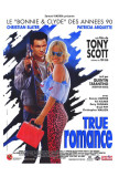 True Romance - French Style Posters