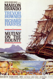 Mutiny on the Bounty Planscher