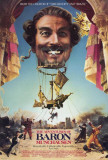 The Adventures of Baron Munchausen Plakát