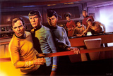 Star Trek Special Edition Print