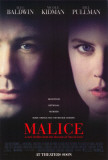 Malice Posters