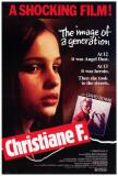 Christiane F Poster