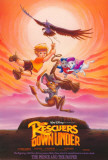 The Rescuers Down Under Plakater