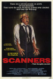 Zeskanowani (Scanners) Plakat