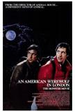 hombre lobo americano en Londres, Un|An American Werewolf in London Láminas