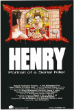 Henry: Portrait of a Serial Killer Plakater