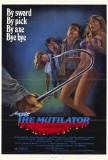 The Mutilator Plakaty