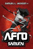 Afro Samurai - German Style Poster