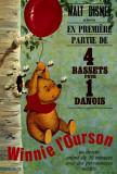 Winnie l'ourson Affiches