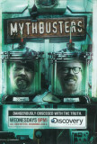 MythBusters Julisteet