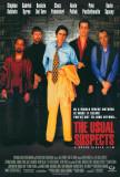 Obvyklí podezřelí / The Usual Suspects, 1995 (filmový plakát vangličtině) Plakát