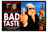 Bad Taste Affiches