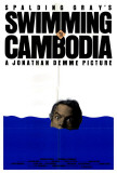 Swimming to Cambodia Posters