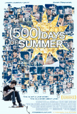 500 jours ensemble|500 Days of Summer Poster