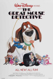 The Great Mouse Detective Print