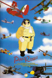 Porco Rosso - Spanish Style Affiches