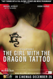 The Girl with the Dragon Tattoo - New Zealand Style Poster