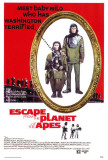 Escape From The Planet of The Apes Print