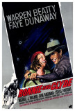 Bonnie and Clyde - German Style Affiches