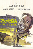 Zorba the Greek - French Style Posters