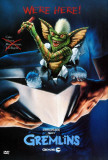 Gremlins, 1984 (filmový plakát vangličtině) Plakát
