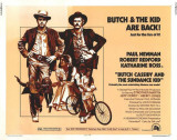 Butch Cassidy and the Sundance Kid -  Style Poster
