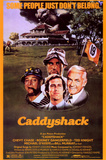 Caddyshack&#160; Wahnsinn ohne Handicap Kunstdrucke