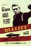 Bullitt - French Style Plakát