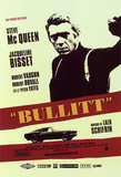 Bullitt - French Style - Poster