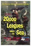 20 000 mil podmorskiej żeglugi Reprodukcje