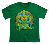 Youth: DC-Martian Manhunter T-Shirt