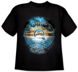 Youth: Stargate Atlantis-Water Gate T-Shirt