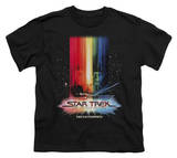 Youth: Star Trek-Motion Picture Poster Shirt